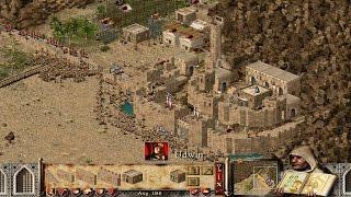 Stronghold Crusader: Helms Klamm #1   Let