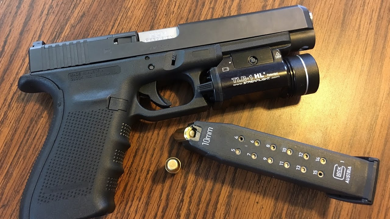 KKM Glock 41 10mm Conversion Barrel Review/ Overview