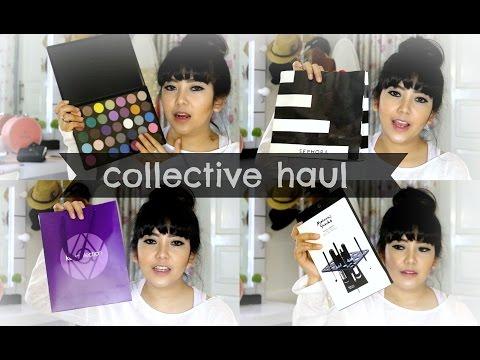 Collective Haul | SEPHORA, KAY COLLECTION, TWL | Nikki Windya