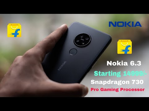 Nokia 6.3, Price, Specifications, Release Date In India,48MP Camera,Unboxing | Latest Update🔥