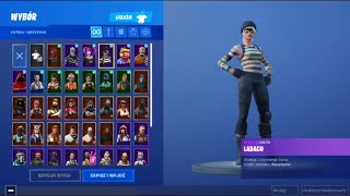 Buy your Fortnite account! Cheap! Very many skins!