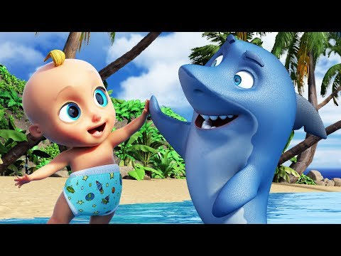 Tubarão Bebê - Músicas Infantis | O Reino Infantil