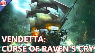 Vendetta Curse of Raven