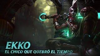Expositor de Campeones: Ekko