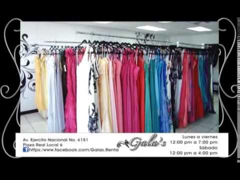 caad96793 Renta de vestidos en Ciudad Juarez   GALA S - YouTube