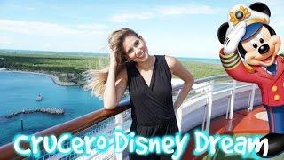Vlog Crucero disney