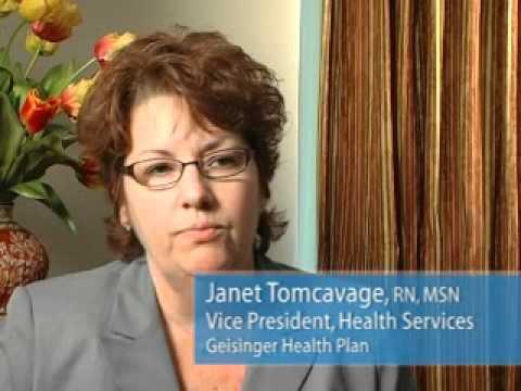 Geisinger health plan provider list