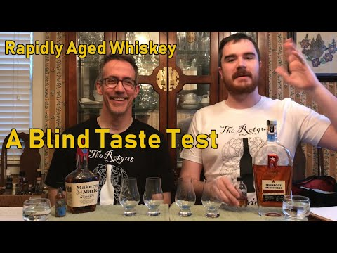 Ultrasonically Aging Bourbon Whiskey: An Overview Of The Tech And A Blind Tasting