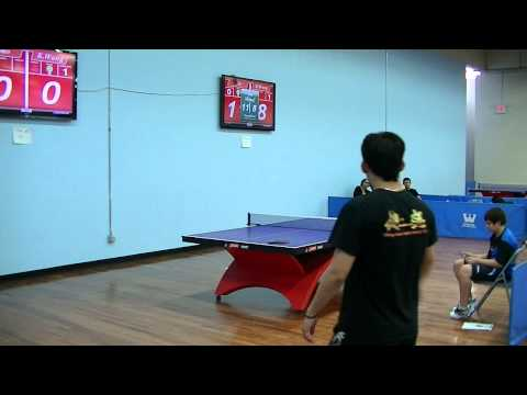 Wang, Max Qinmin VS Yin, Peng (Open Semi-Final - Full Match)