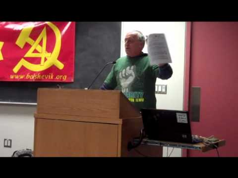 """Class Struggle on the Waterfront: Forty Years as a Union Militant"" (Part 5)"