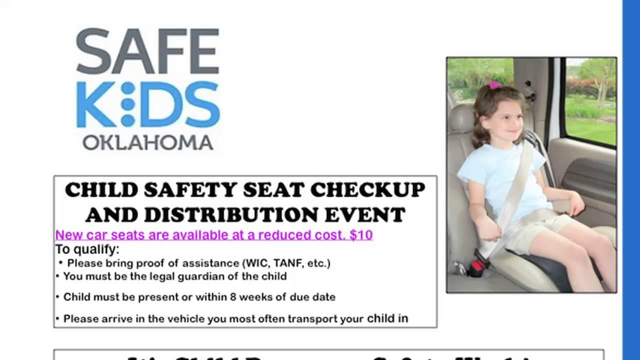 SAFE KIDS OK