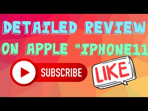 DETAILED REVIEW ON IPHONE 11:too Easy MUST WATCH  BEFORE BUYING.