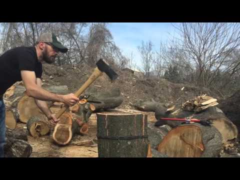 Husqvarna splitting axe