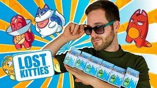 Lost Kitties Series 1 UNBOXING 6 CAJAS SORPRESA | Mega UNBOXING Lost Kitties Hasbro en Pe Toys