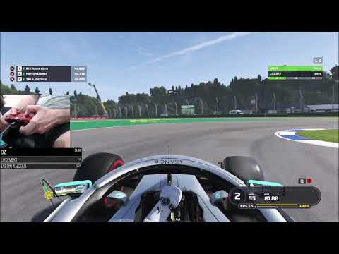 How Fast Is The Controller On F1 2019 ?