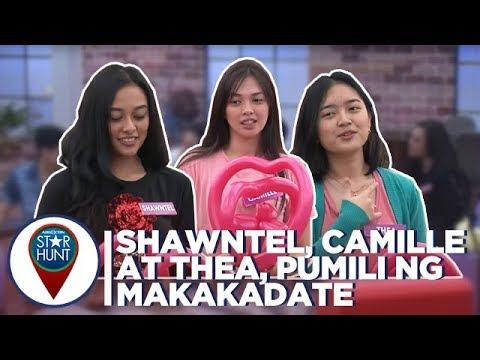 Camp Star Hunt: Shawntel, Camille at Thea, pumili ng makakasama sa love fair