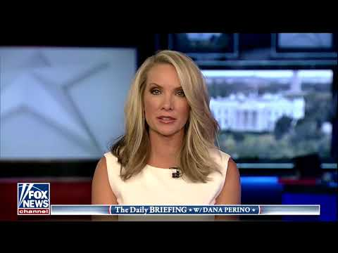 The Daily Briefing w/ DANA PERINO - October 23, 2017 - Archive
