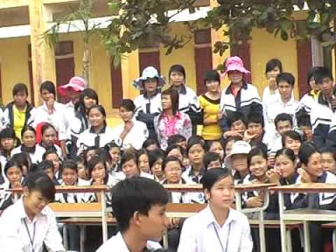 """[THPT Sáng Sơn - Sông Lô - VP] -  Thi """"Tìm Người Thông Thái""""_clip3 of 4"""