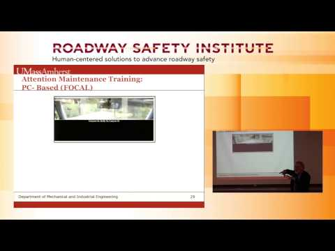 2015 Fall Seminar #11: Distracted Driving: The Last Two Seconds of Your Life