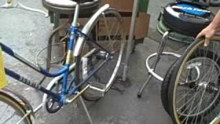 """26/"""" Black Bicycle Tyres Tube 26/"""" x 13//8 Bike Inner Tube"""