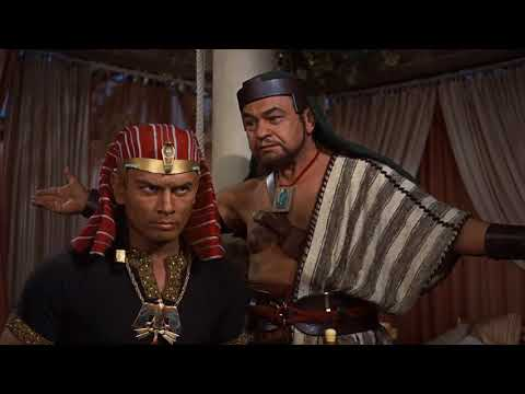 The Ten Commandments (1956): The Deliverer is Moses
