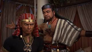 The Ten Commandments 1956 The Deliverer is Moses