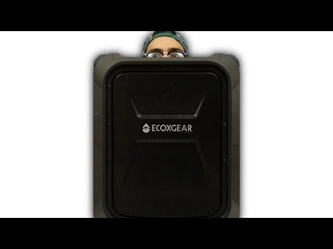 BEST SPEAKER EVER! ECOXGEAR Party Speaker Review | ModestBox