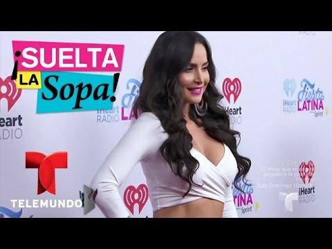 Suelta La Sopa | Lluvia de estrellas en iHeart Radio Fiesta latina | Entretenimiento