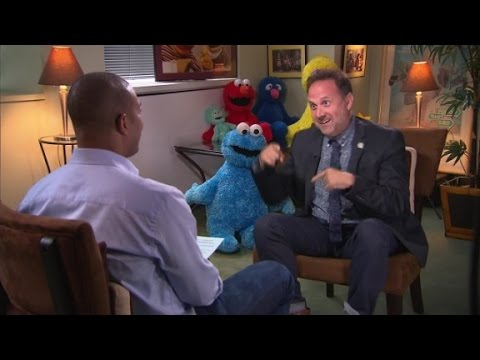Sesame Street writer on 'The Color of Me'