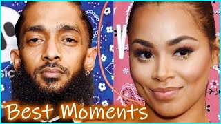 Nipsey Hussle & Lauren London BEST MOMENTS 2019 💙 #RIPNipseyHussle
