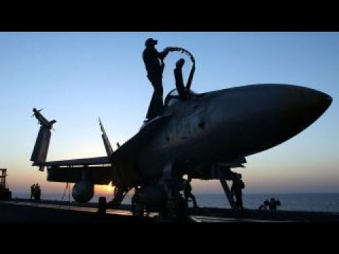Navy releases review of jet pilot training program