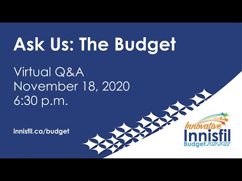 Ask Us: The Budget