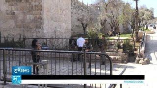 باب دمشق في القدس: شاهد على تاريخ المدينة وواقعها المؤلم