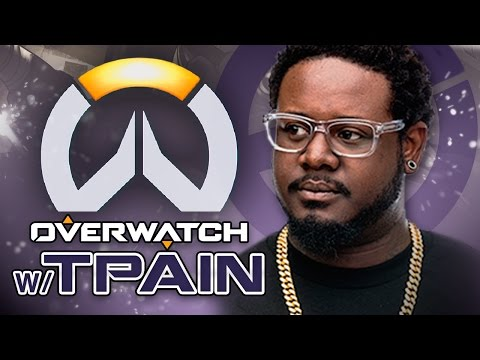 OVERWATCH WITH T-PAIN 2