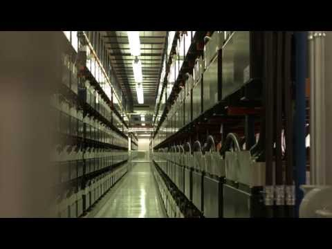 Fairbanks Alaska - World's most powerful battery energy storage