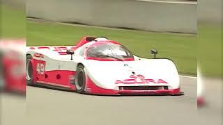 IMSA GTP MidOhio 1993 - Nissan Grand Prix of Ohio - June 13, 1993
