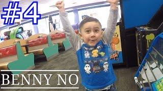 HAVING FUN AT CHUCK E CHEESE! | BENNY NO | VLOG #4