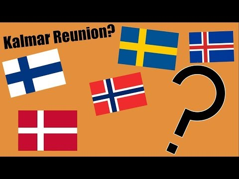 What If Scandinavia United Into One Country