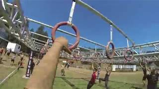 Washougal Spartan Sprint 2017 (obstacles only)