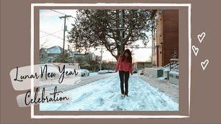 留學生年夜飯 圍爐吃火鍋 |  Lunar new year celebration