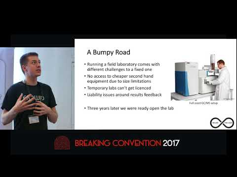 Guy Jones - Harm reduction and drug testing