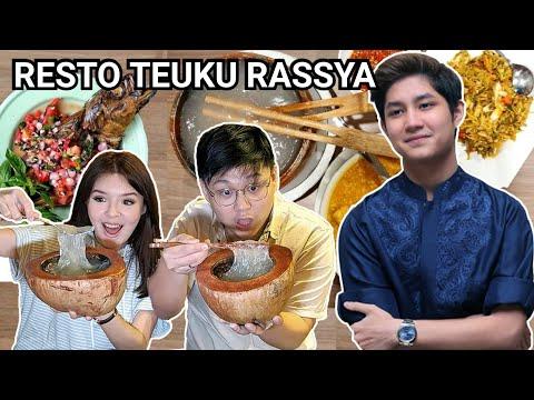 RESTO PAPUA TEUKU RASSYA !! RESTO ARTIS PALING BEDA !!