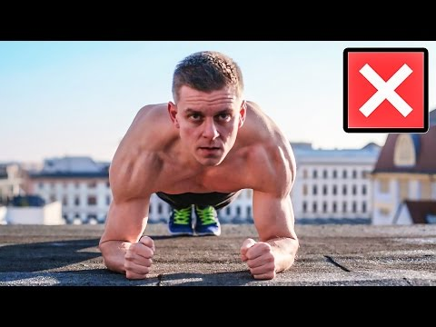 Mastering the Plank In Just 2 Minutes