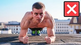 Mastering the Plank - In Just 2 Minutes