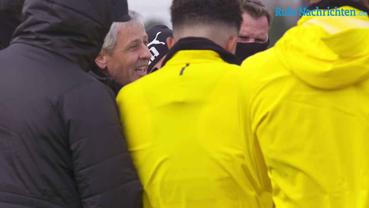 BVB-Abschlusstraining vor dem Tottenham-Rückspiel