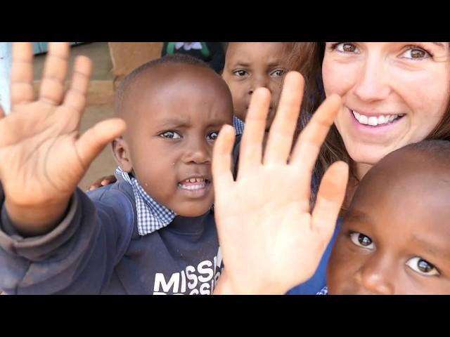 Tanzania - Volunteering at a Nursery School