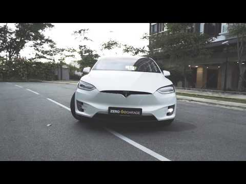 Tesla Model X P100D Malaysia