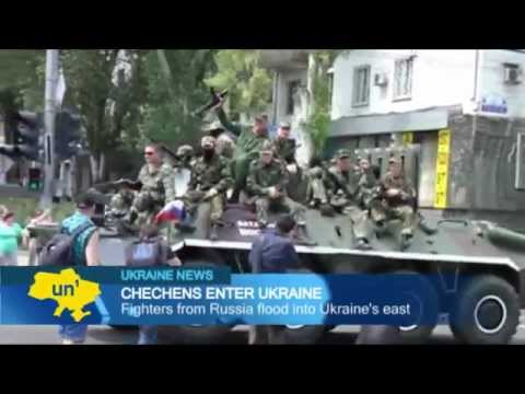 Chechen Fighters in Ukraine: Vostok Battalion taking control of anti-Ukraine Donbas insurgency