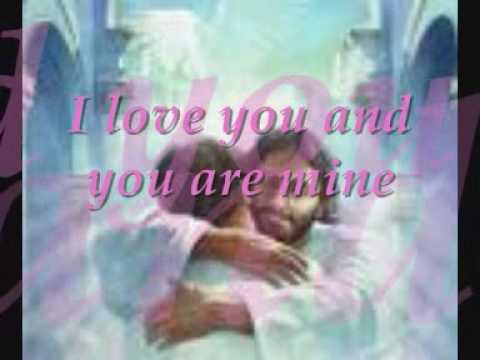 You Are Mine with lyrics