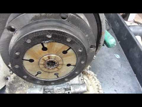 Dnepr - KMZ K750 - Clutch Removal